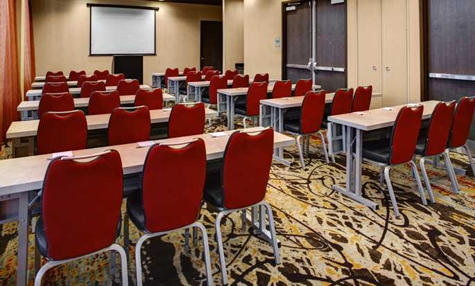 Hotellet Hampton Inn & Suites Austin vid universitetet/Capitol, USA – Konferensutrymme