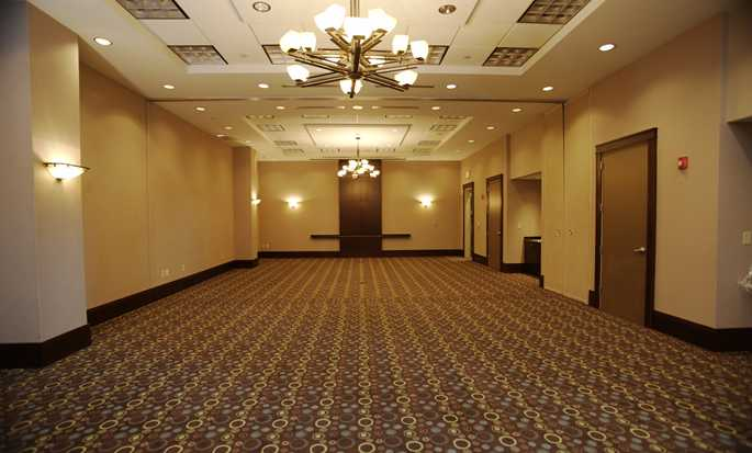 Hotell Hampton Inn & Suites Nashville-Downtown, USA – Arrangementsplass
