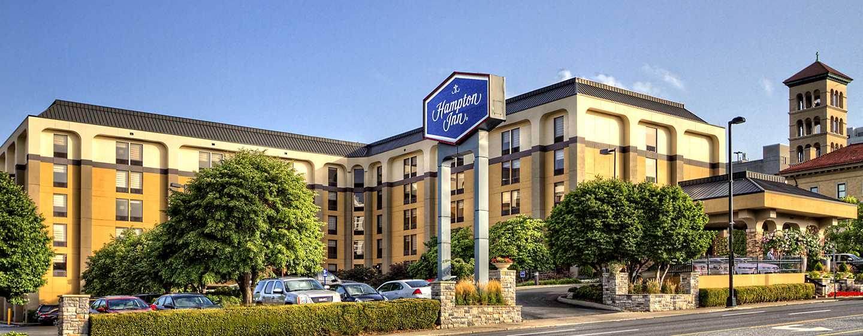 Hotell Hampton Inn Nashville/Vanderbilt, USA – Utvendig
