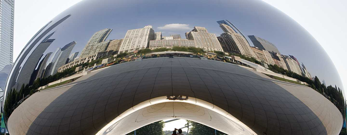 Hampton Inn & Suites Chicago-Downtown, EUA - The Chicago Bean