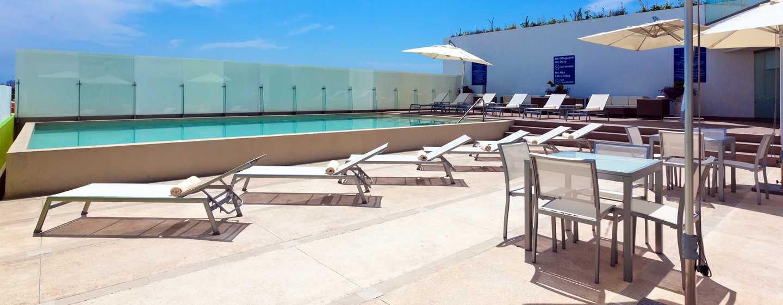 Hotel en ciudad del carmen hotel hampton inn ciudad del for Alberca 20 de noviembre campeche