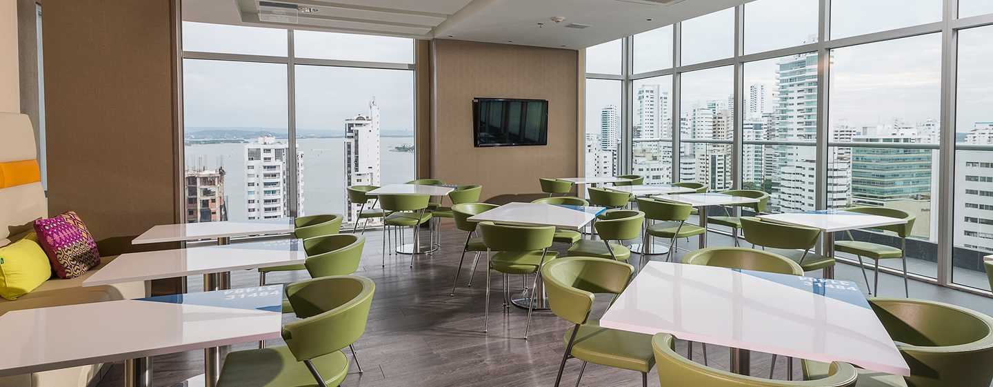 Hampton by Hilton Cartagena, Colombia - Restaurantes