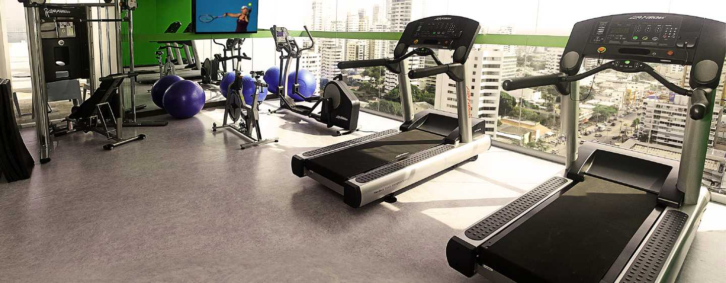 Hampton by Hilton Cartagena, Colombia - Gimnasio