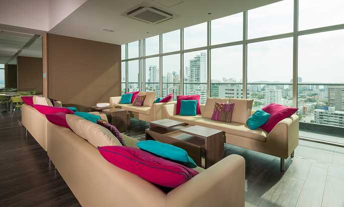 Hampton by Hilton Cartagena, Colombia - Sala de estar