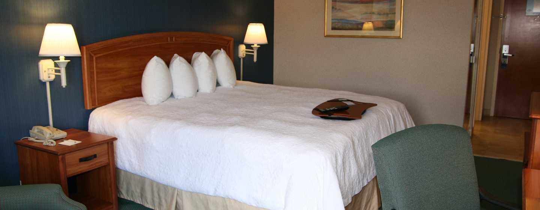 Hampton Inn by Hilton Chihuahua City, México - Habitación con cama King para no fumadores