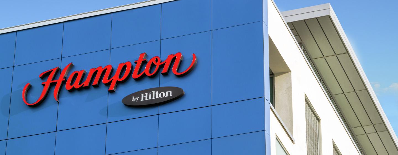 Hampton by Hilton David, Panamá - Fachada del hotel