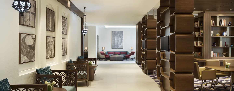 Hampton by Hilton Dubai Airport, VAE – Heritage Corridor
