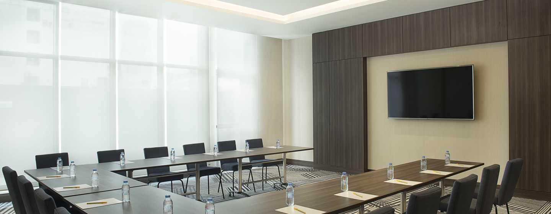 Hampton by Hilton Dubai Airport, VAE – Meetingraum – U-Form