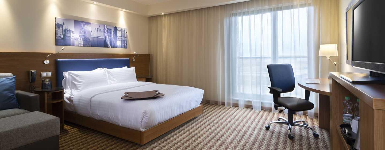 Hotel Hampton by Hilton Gdańsk Airport, Polska – Pokój z udogodnieniami dla osób niepełnosprawnych z łóżkiem Queen