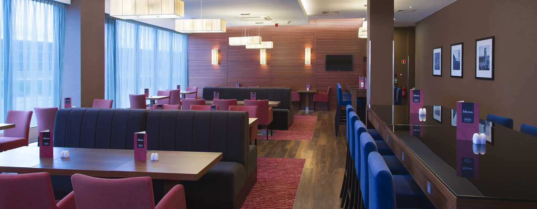 Hotel Hampton by Hilton Gdańsk Airport, Polska – Restauracja