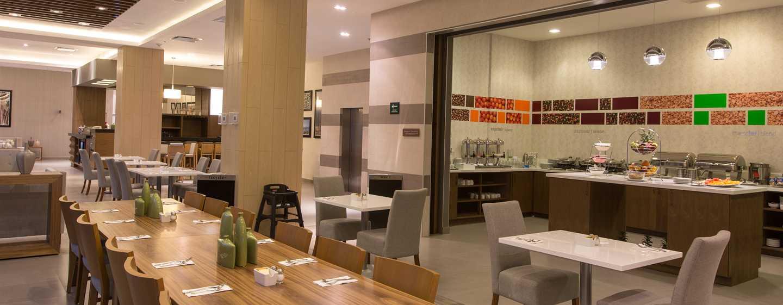 Hampton Inn by Hilton Hermosillo, México - Área de comedor