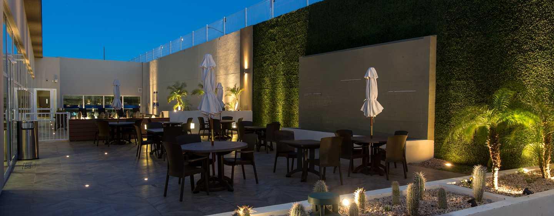 Hampton Inn by Hilton Hermosillo, México - Patio al aire libre