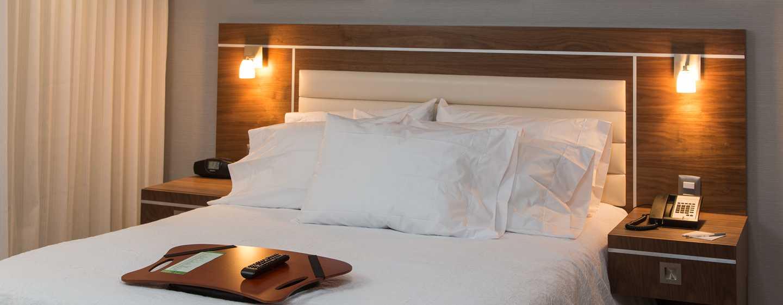 Hampton Inn by Hilton Hermosillo, México - Habitación con cama Queen