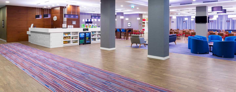 Hotel Hampton by Hilton Kraków, Polska – Lobby