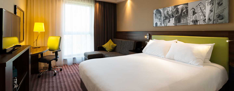 Hampton by Hilton Krakow Hotel, Polska - Standardowy pokój Queen