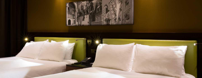 Hampton by Hilton Krakow Hotel, Polska - Pokój Twin