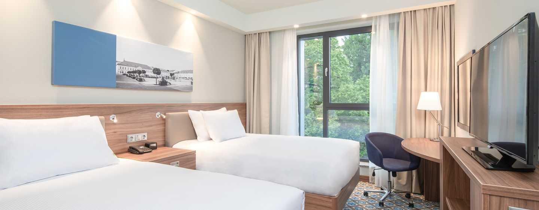 Hotel Hampton by Hilton Oświęcim, Polska ‒ Pokój Twin