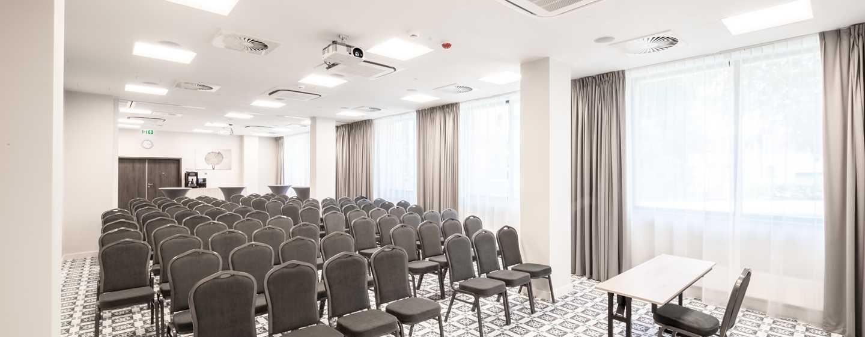 Hotel Hampton by Hilton Oświęcim, Polska ‒ Sala konferencyjna