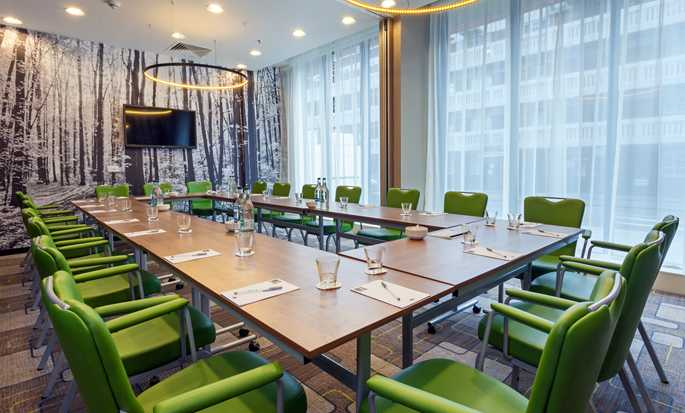 Hampton by Hilton London Waterloo Hotel, Storbritannien – Konferensrum