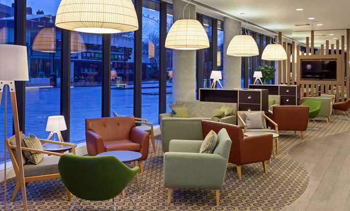 Hôtel Hampton by Hilton London Waterloo, Royaume-Uni - Hall
