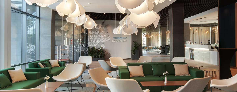 Hampton by Hilton Lublin, Polska – Lobby