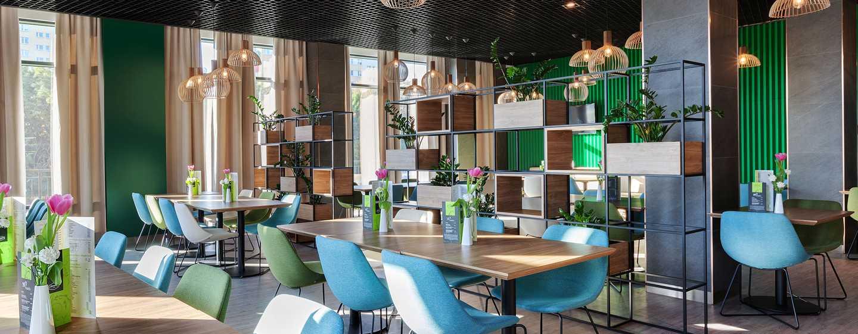 Hampton by Hilton Lublin, Polska – Restauracja