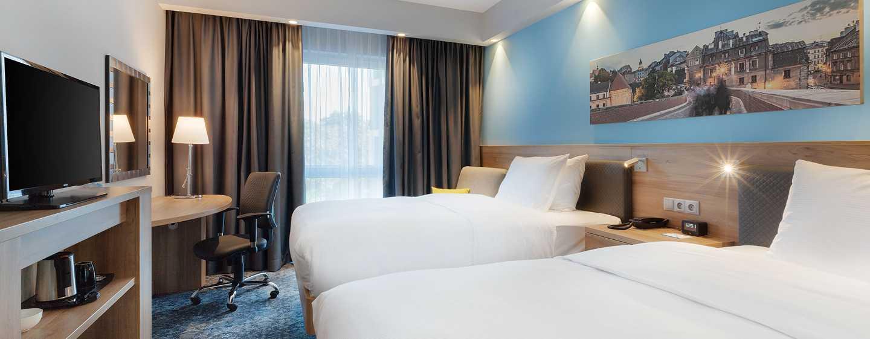 Hampton by Hilton Lublin, Polska – Pokój Twin Bed