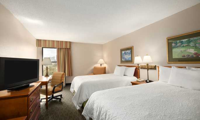 Hampton Inn Orlando International Drive/Convention Center, Flórida - Quarto Double