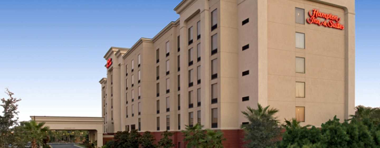 Hampton Inn & Suites Orlando Intl Dr N hotel, EUA - Exterior do hotel Hampton Inn & Suites Orlando Intl Dr N