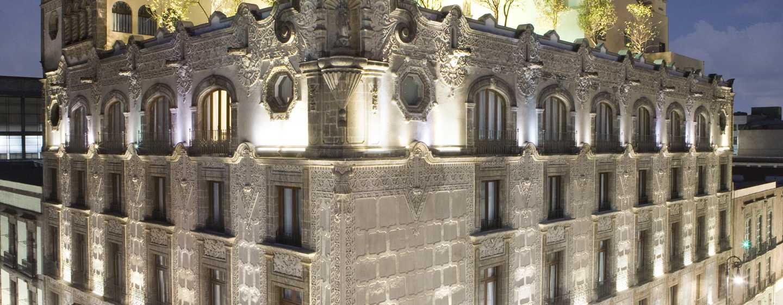 Hampton Inn & Suites Mexico City - Centro Histórico, México - Fachada del hotel