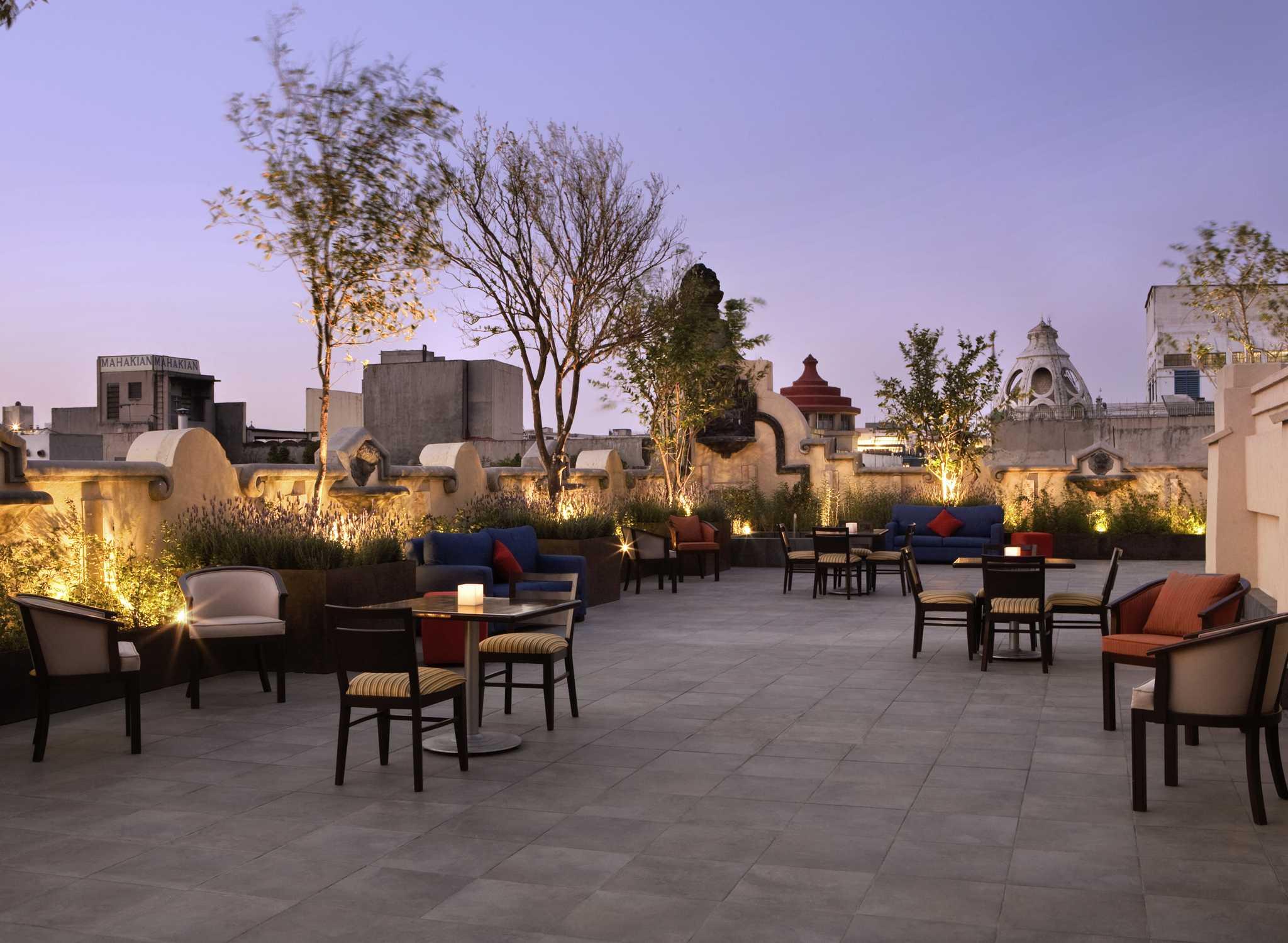 Hoteles En La Ciudad De México Hampton Distrito Federal México