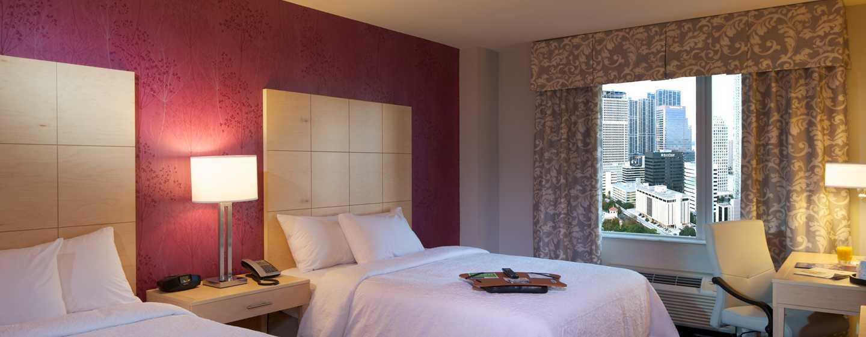 Hotels in der Nähe des Zentrums von Miami – Hampton Inn Miami ...