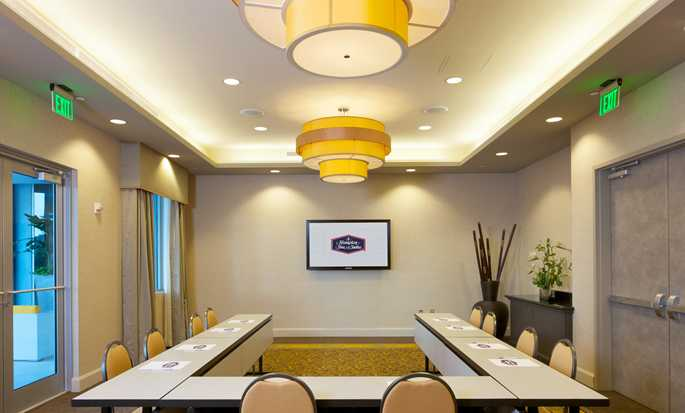 Hotel Hampton Inn & Suites Miami/Brickell-Downtown, Florida - Sala de reuniones Egret
