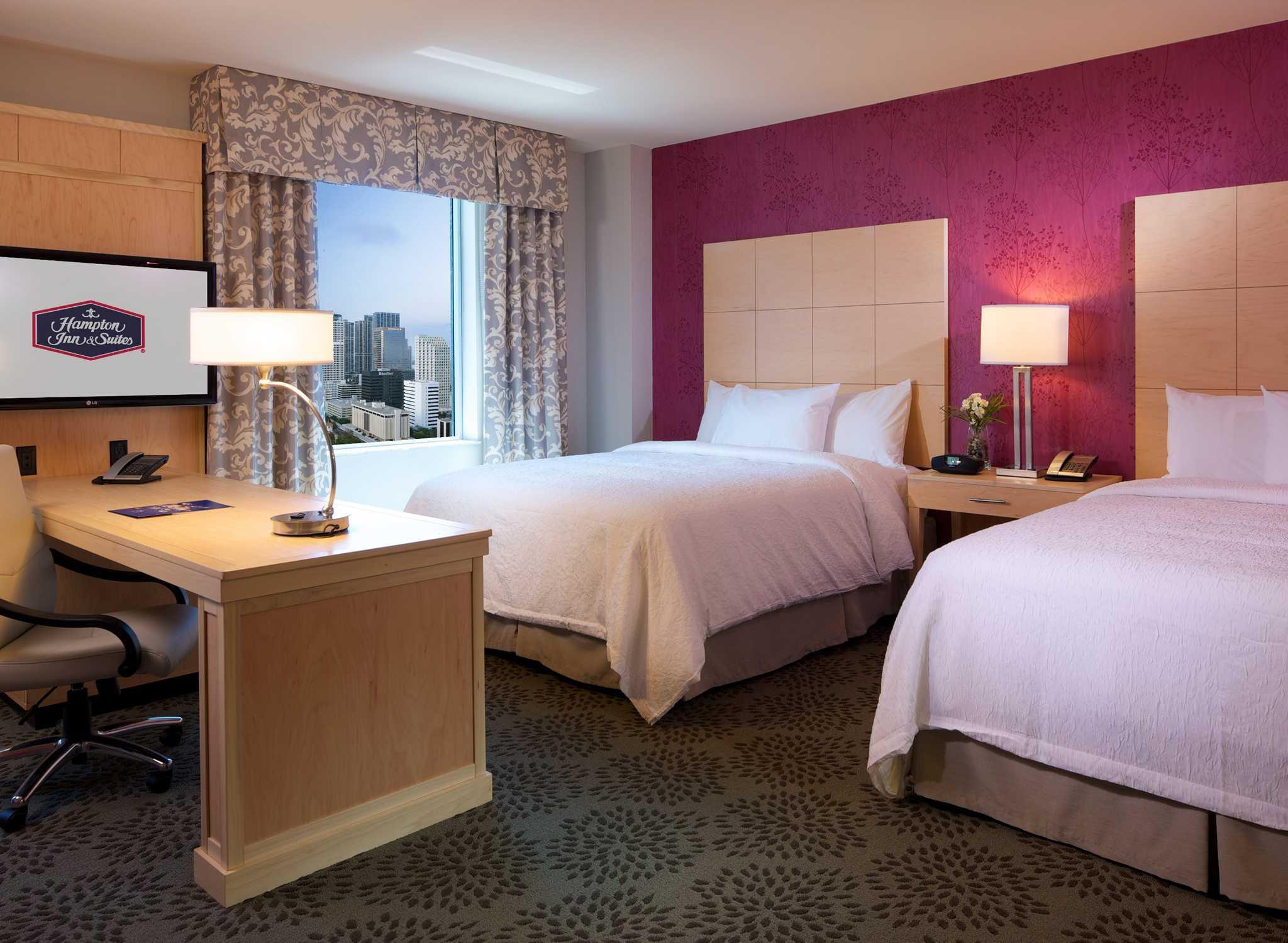 Hoteles Cerca Del Centro De Miami Hotel Hampton Inn
