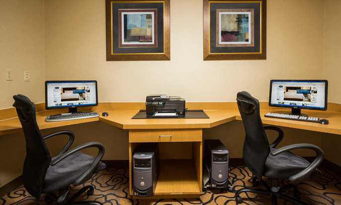 Hampton Inn Miami Dadeland - Business Center