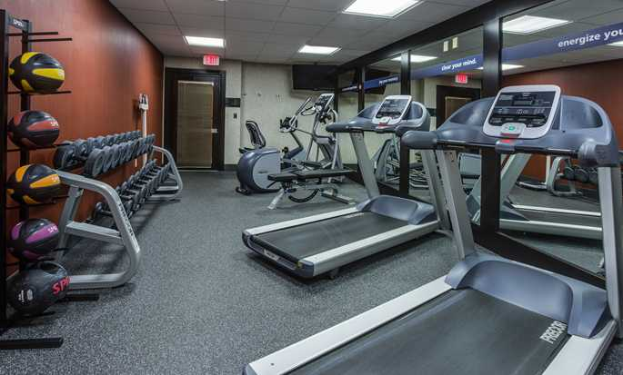 Hampton Inn Miami Dadeland - Fitness Center