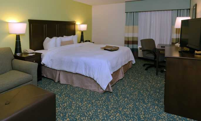 Hampton Inn & Suites Miami-Doral/Dolphin Mall Hotel, FL - King Guest Room