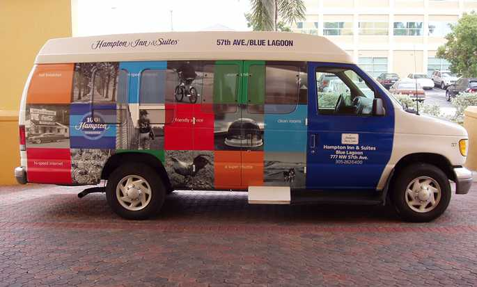 Hampton Inn & Suites Miami-Airport South-Blue Lagoon Hotel, FL - Airport Shuttle