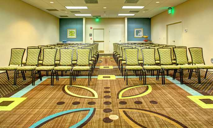 Hotel Hampton Inn & Suites Miami-Airport South-Blue Lagoon, Florida - Montaje tipo aula