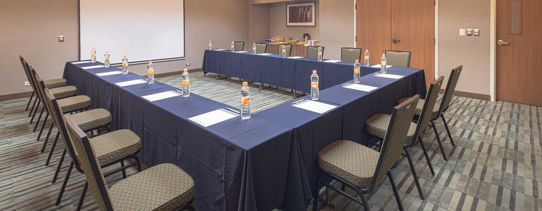 Hampton Inn by Hilton Monterrey/Galerías-Obispado, México - Sala de reuniones