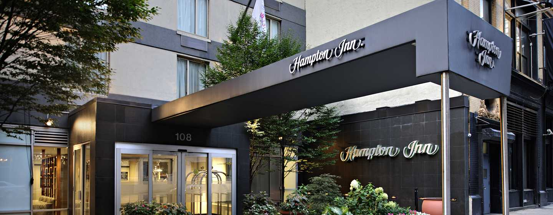 Hôtel Hampton Inn Manhattan-Chelsea, New York - Extérieur