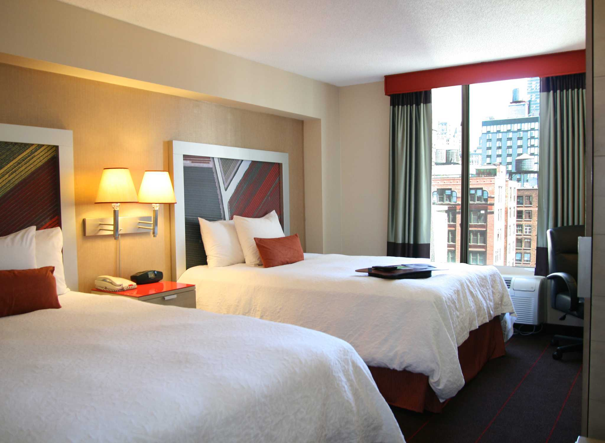 H tel hampton inn chelsea new york pr s de l 39 empire Hilton garden inn new york manhattan chelsea