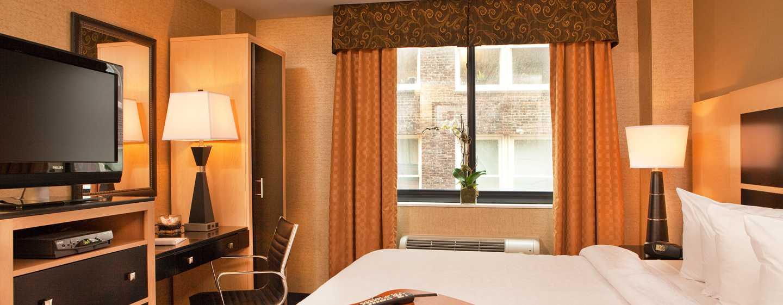 Hampton Inn Manhattan-35th St/Empire State Bldg, Vereinigte Staaten - Zimmer mit King-Size-Bett