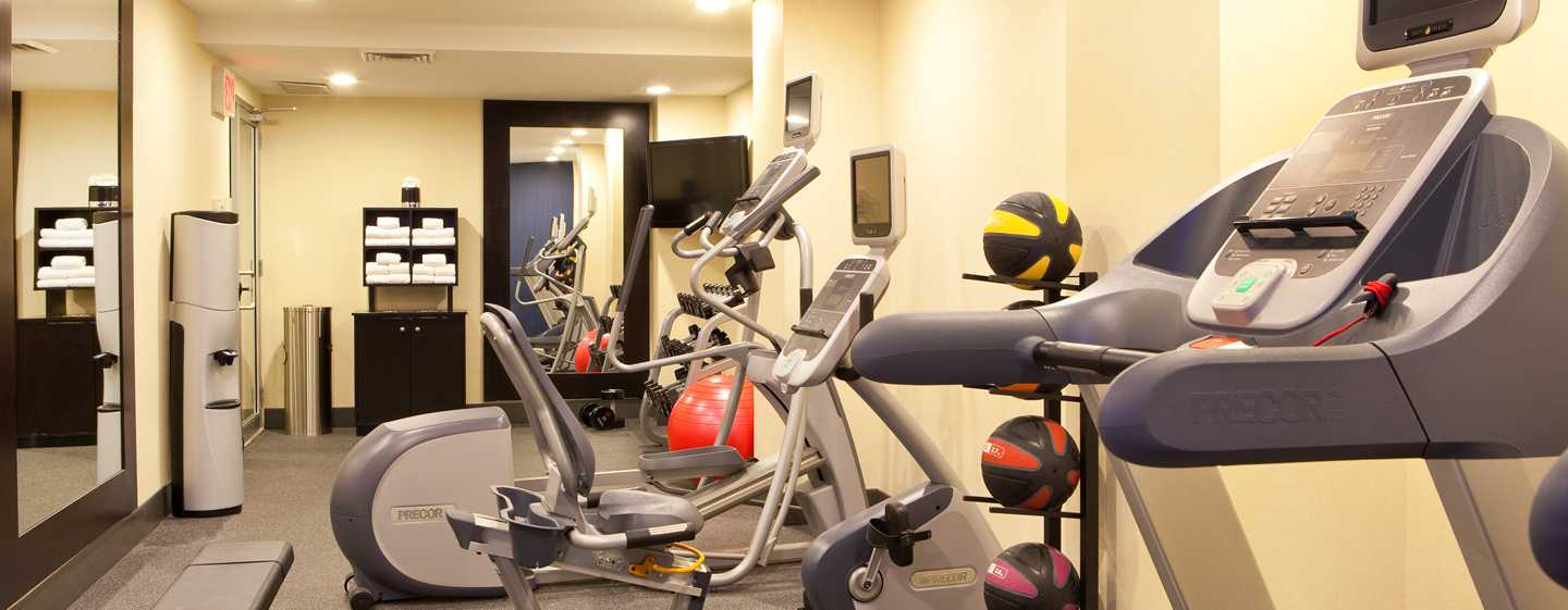 Hampton Inn Manhattan-35th St/Empire State Bldg, Vereinigte Staaten - Fitness Center
