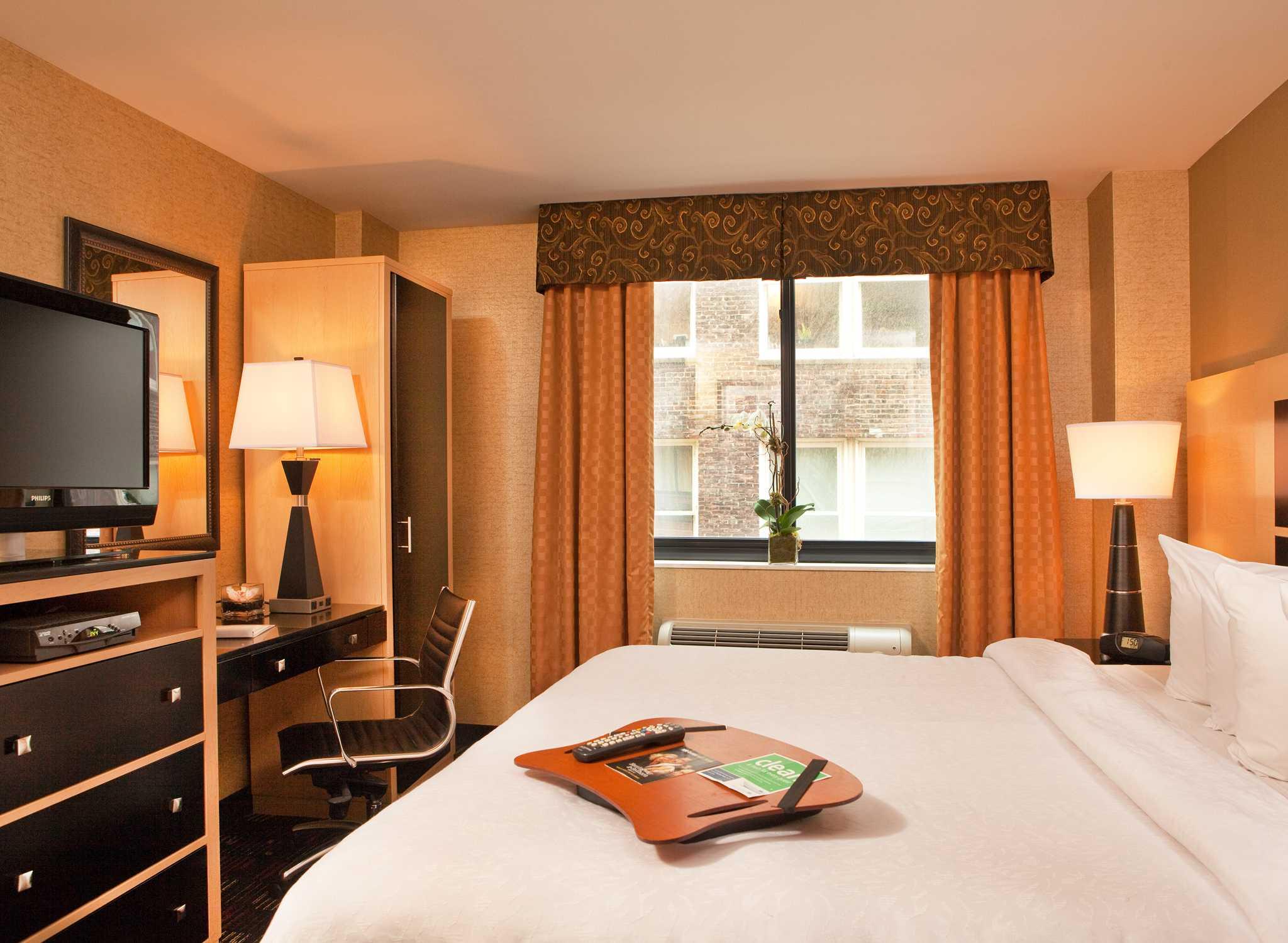 Manhattan New York Hotels Hampton Inn Manhattan 35th St Hotel