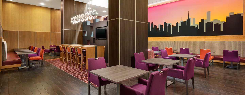 Hampton Inn Manhattan/Times Square Central Hotel, New York, USA– Frühstücks-/Speisebereich