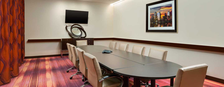 Hampton Inn Manhattan/Times Square Central Hotel, New York, USA– Meeting-Boardroom