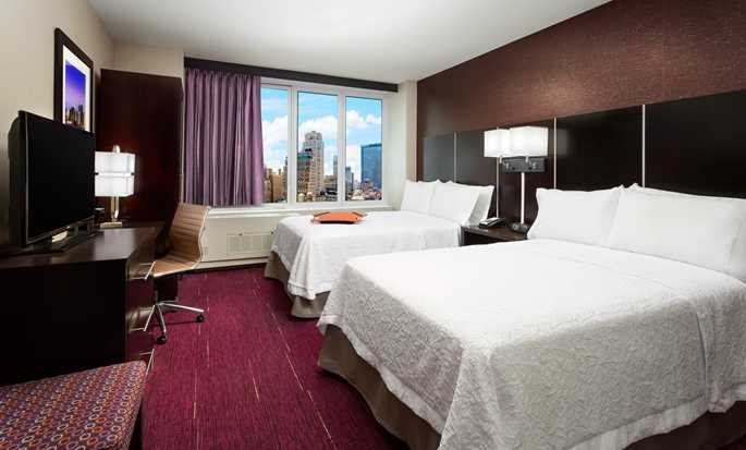 H 244 Tel Hampton Inn Central Times Square New York