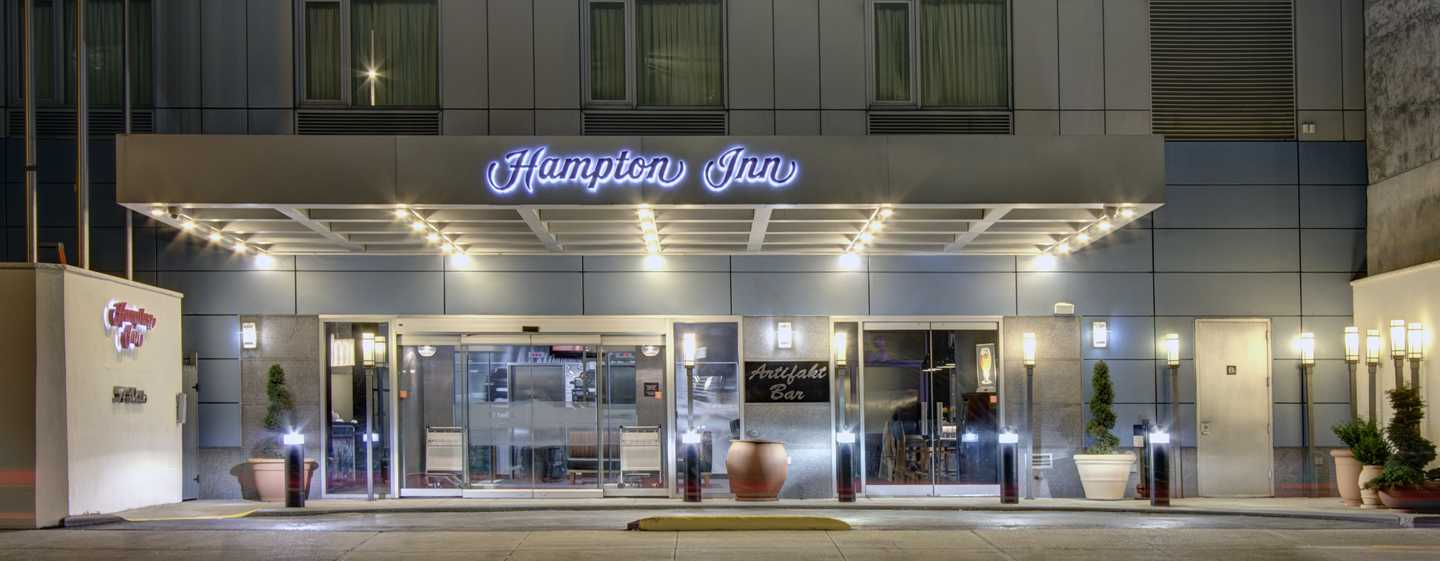 Hotel Hampton Inn Manhattan-SoHo, New York, Stati Uniti - Esterno dell'Hotel