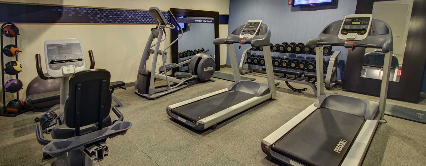 Hotel Hampton Inn Manhattan-SoHo, New York, Stati Uniti - Fitness center